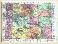 Page 097 - Wyoming, World Atlas 1911c from Minnesota State and County Survey Atlas